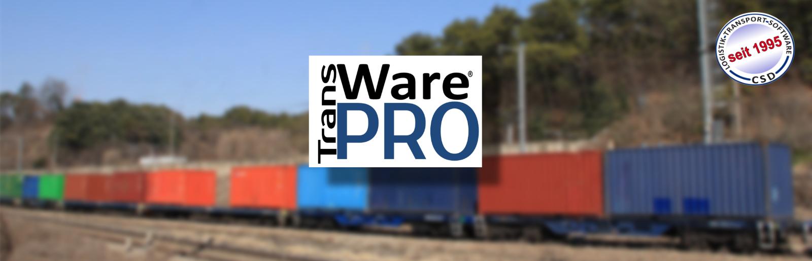 Eisenbahnverkehrsunternehmen EVU von CSD Logistik und Transport Software