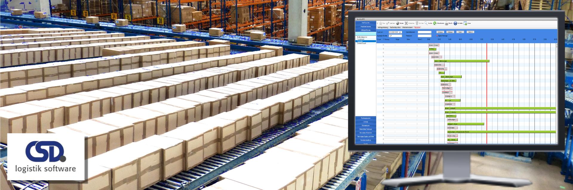 - für Industrie/Handel von CSD Logistik und Transport Software