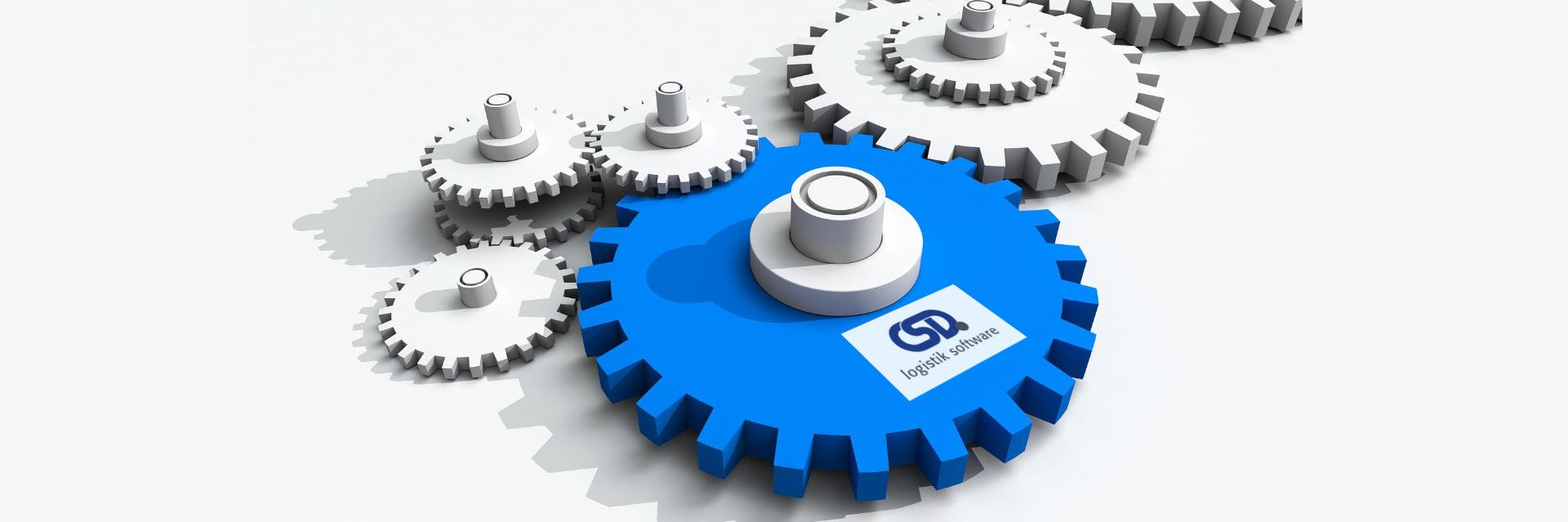Schnittstellen von CSD Logistik und Transport Software