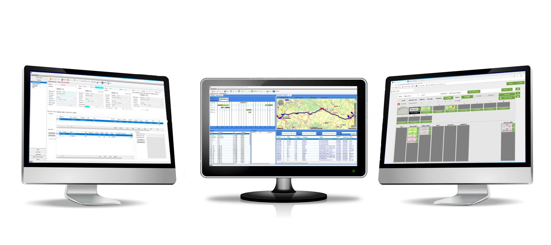 Logistik Vertriebswesen von CSD Logistik und Transport Software