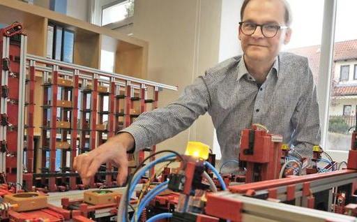 Unser Firmenportrait auf LVZ.de: Software hilft Spediteuren beim Sparen von CSD Logistik und Transport Software