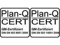 Zertifizierung der CSD Unternehmensgruppe von CSD Logistik und Transport Software